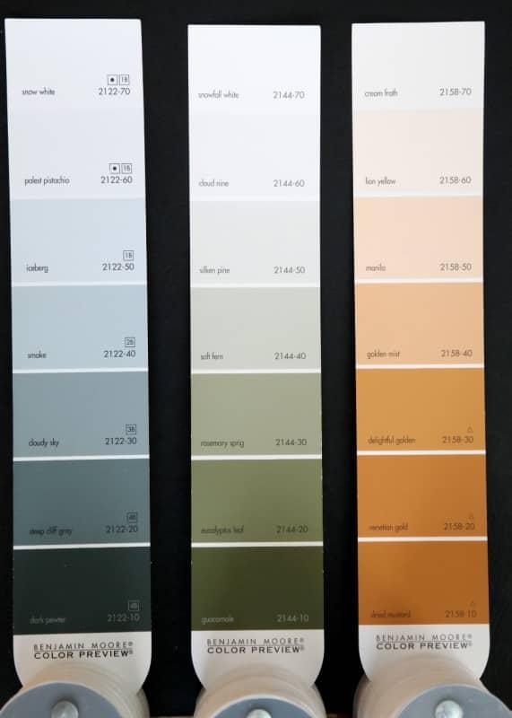 как определить подтон краски (www.lindaholtcreative.com)