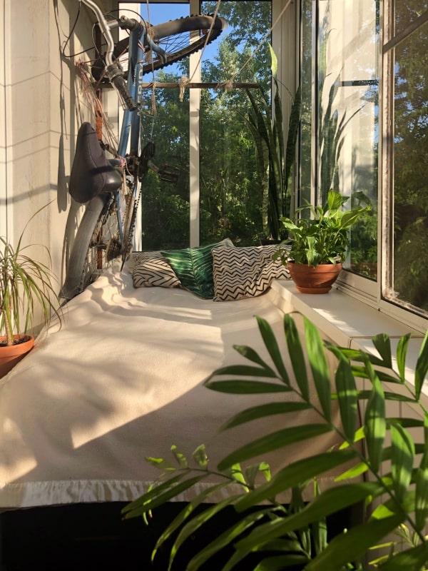 идеи по обустройству маленького балкона в хрущевке