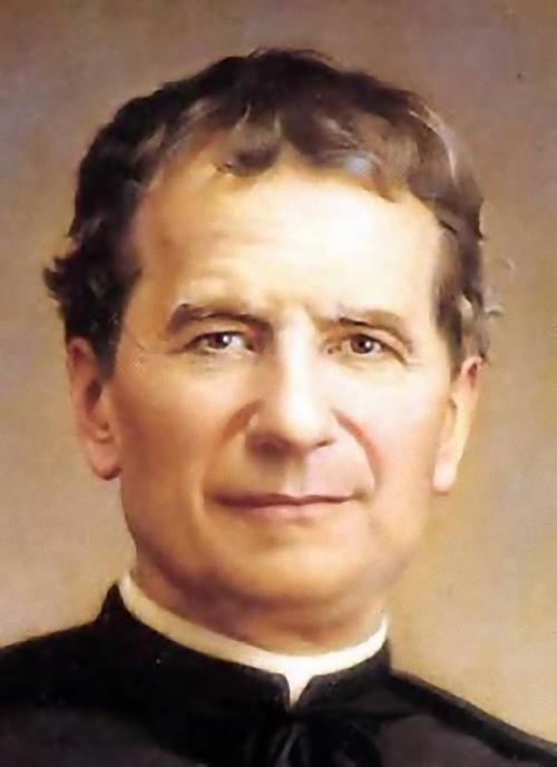 St Don Bosco, 1815-1888, father and teacher of youth