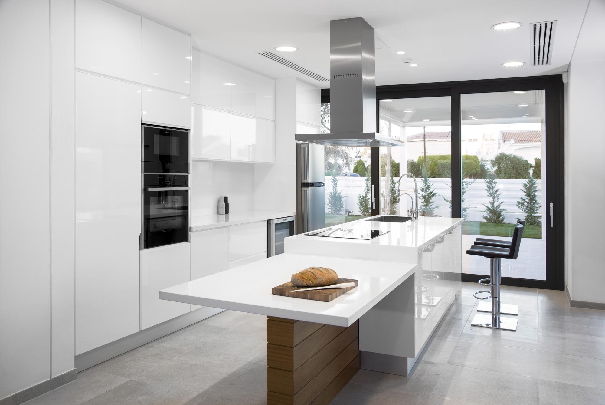 Copy of Kitchen white gloss