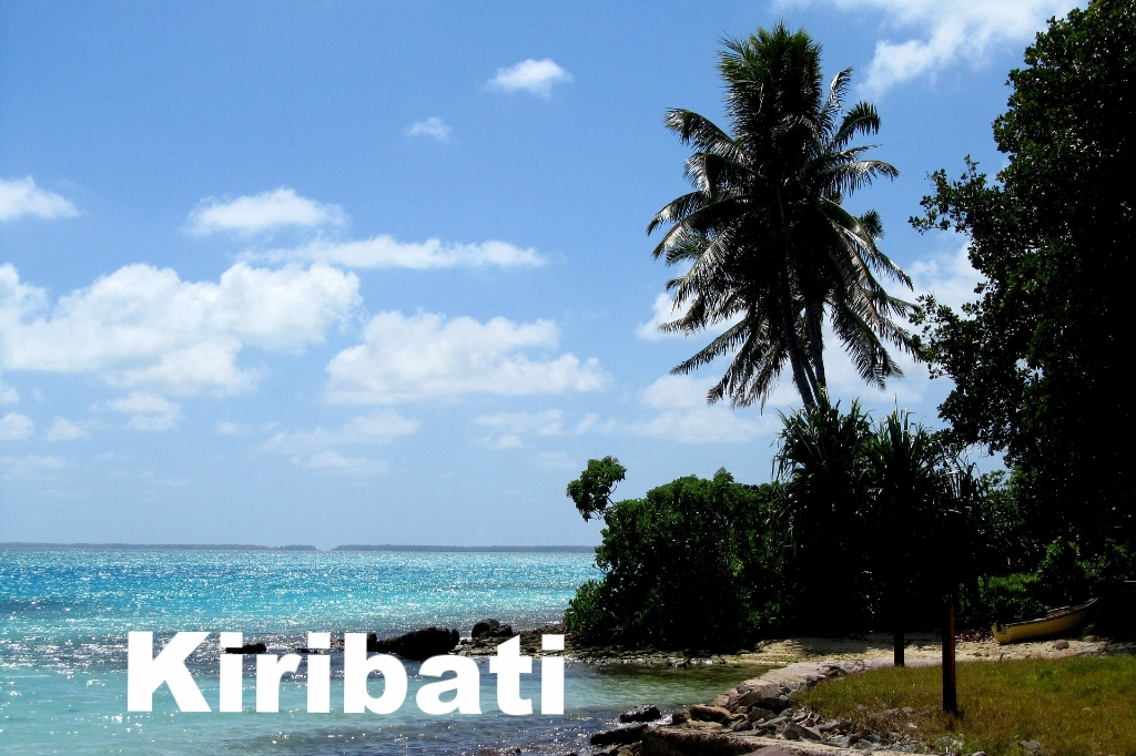 "Kiribati, a collection of 33 coral atolls and reef islands scattered across a swath of the Pacific Ocean about twice the size of Alaska, lies about six feet above sea level. With models indicating that sea level rise could reach five to six feet by 2100, Kiribati is in serious danger. With this in mind, Former President Anote Tong led the charge to buy about 6,000 acres in nearby Fiji for what the government termed ""migration with dignity."""