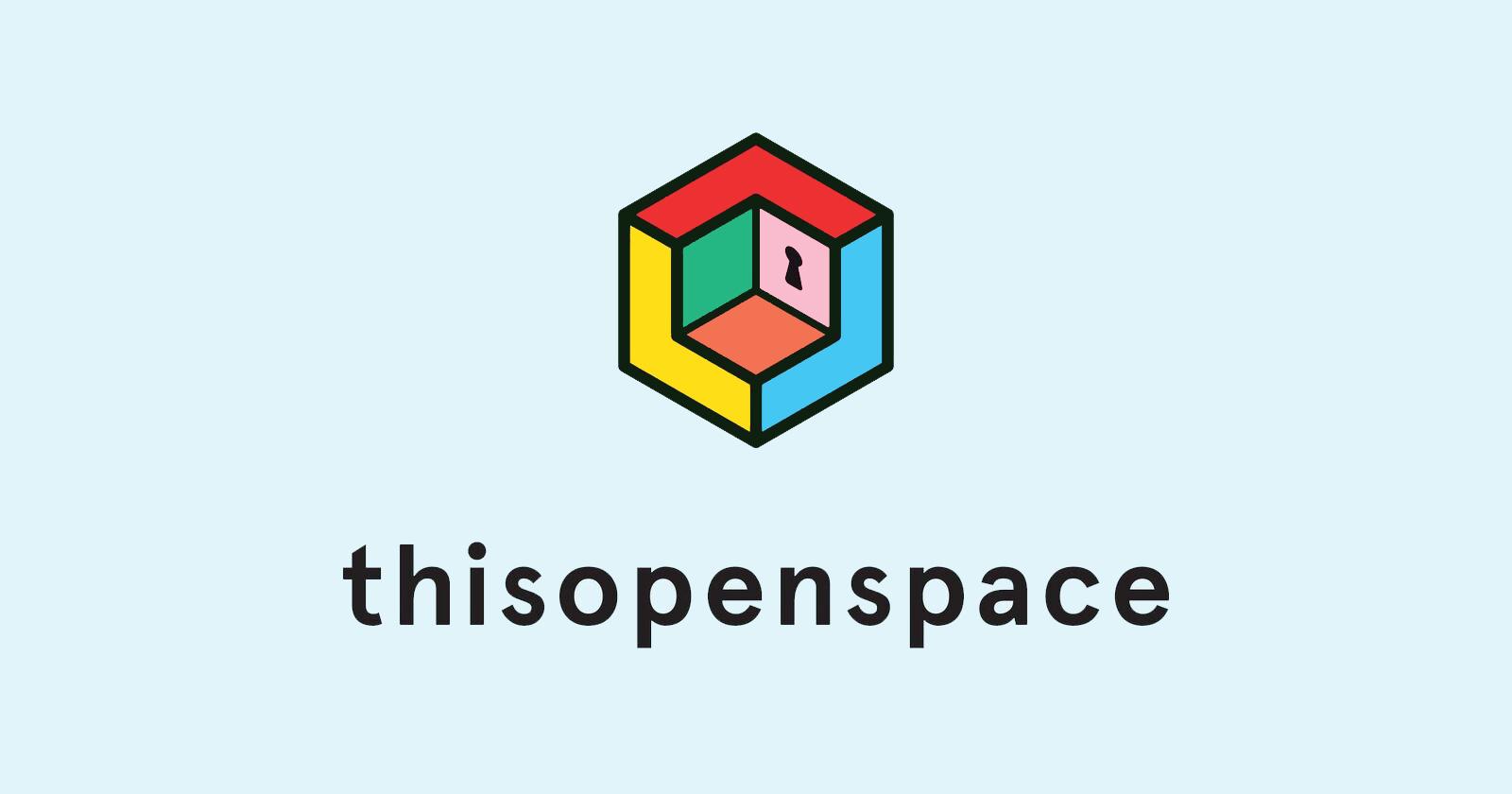 Written by Carolyn, thisopenspace