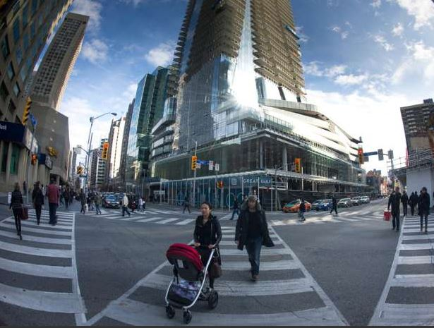 Yonge and Busy! Big deals are on tap that will reshape Canada's hottest retail corner - Financial Post