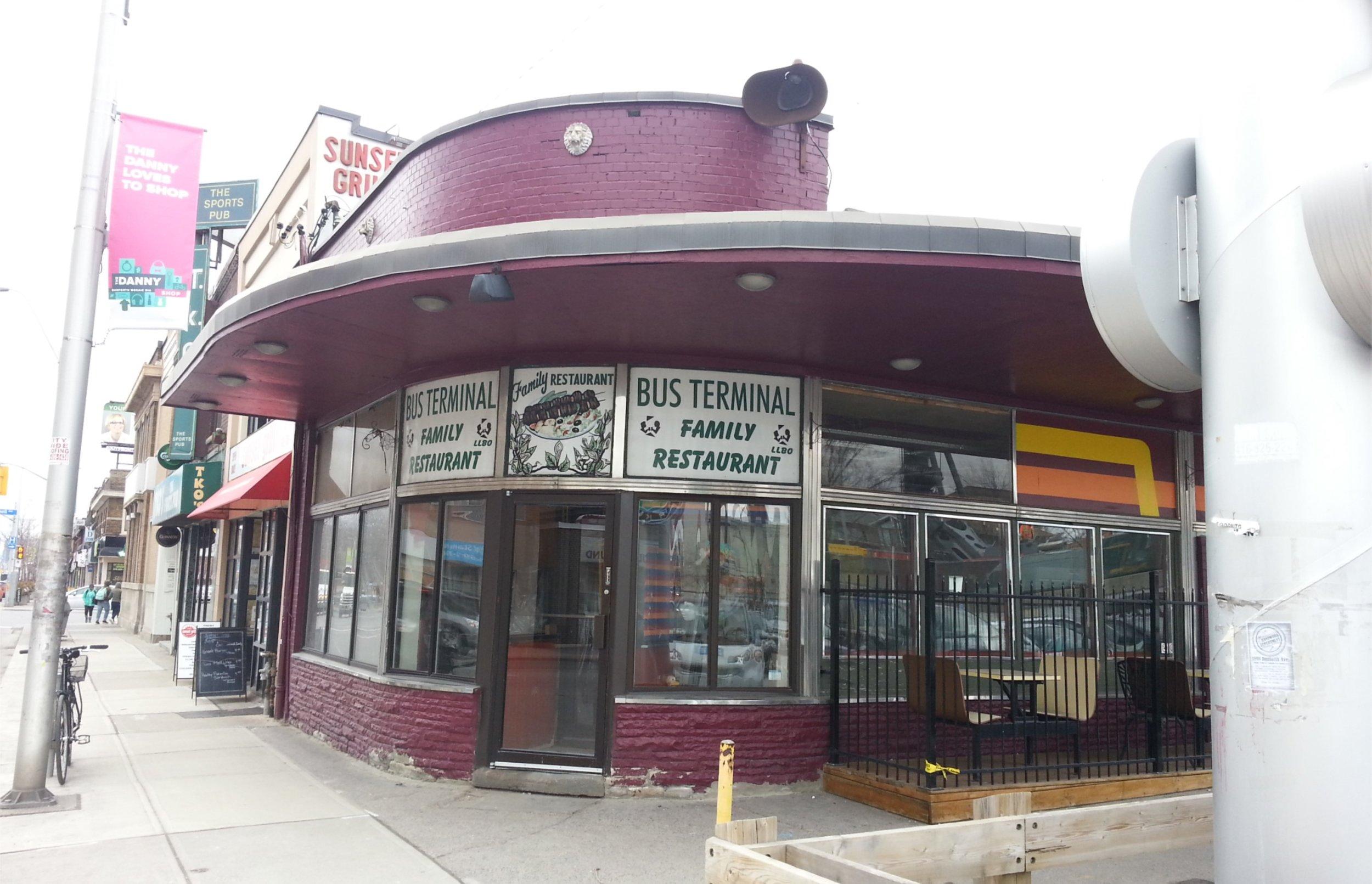 Toronto quietly loses landmark bus terminal diner - BlogTO
