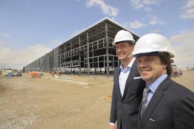 New-look industrial property: bigger, taller, greener - Globe & Mail