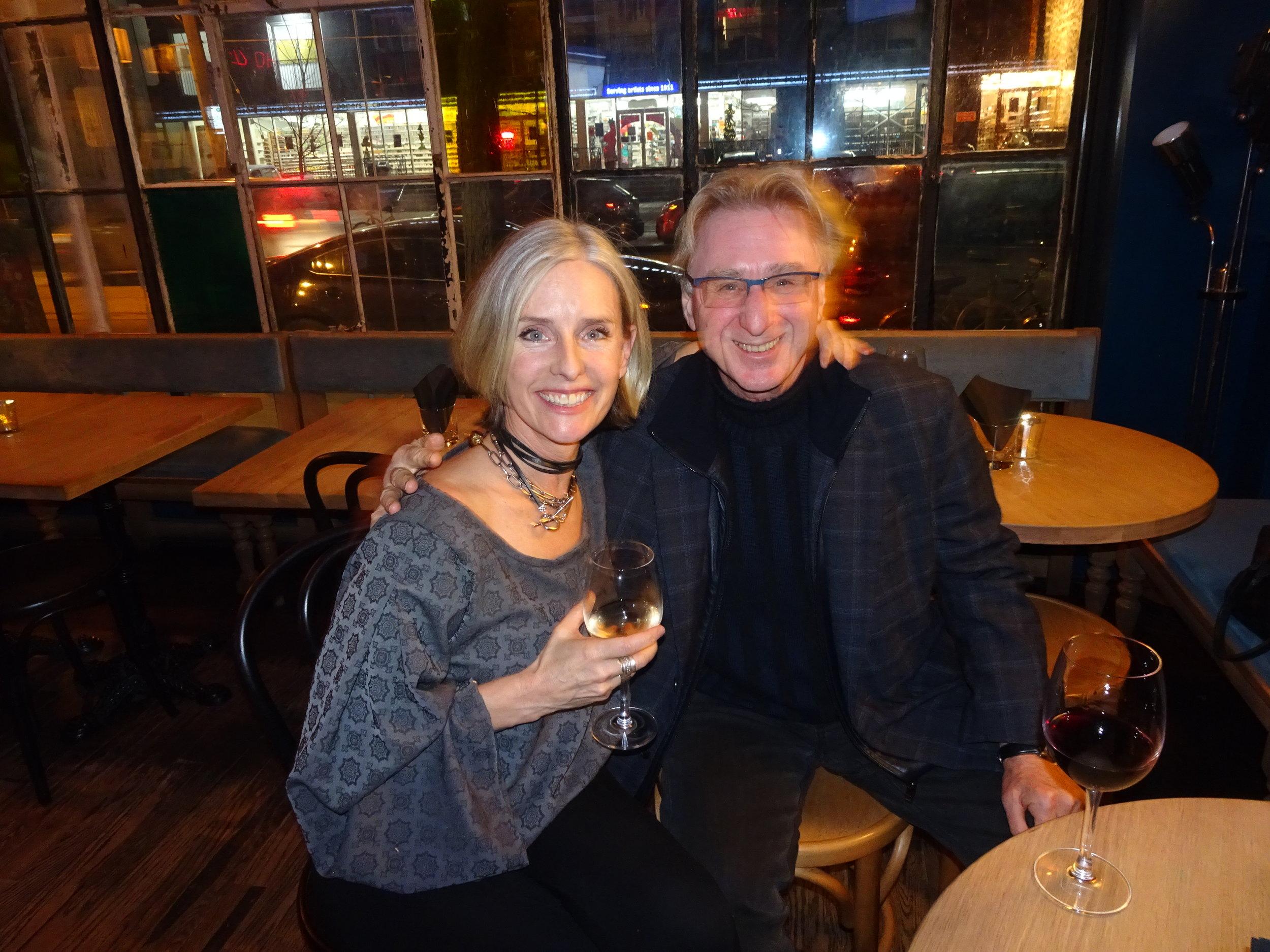 Christie DeBolt & Michael Saperia
