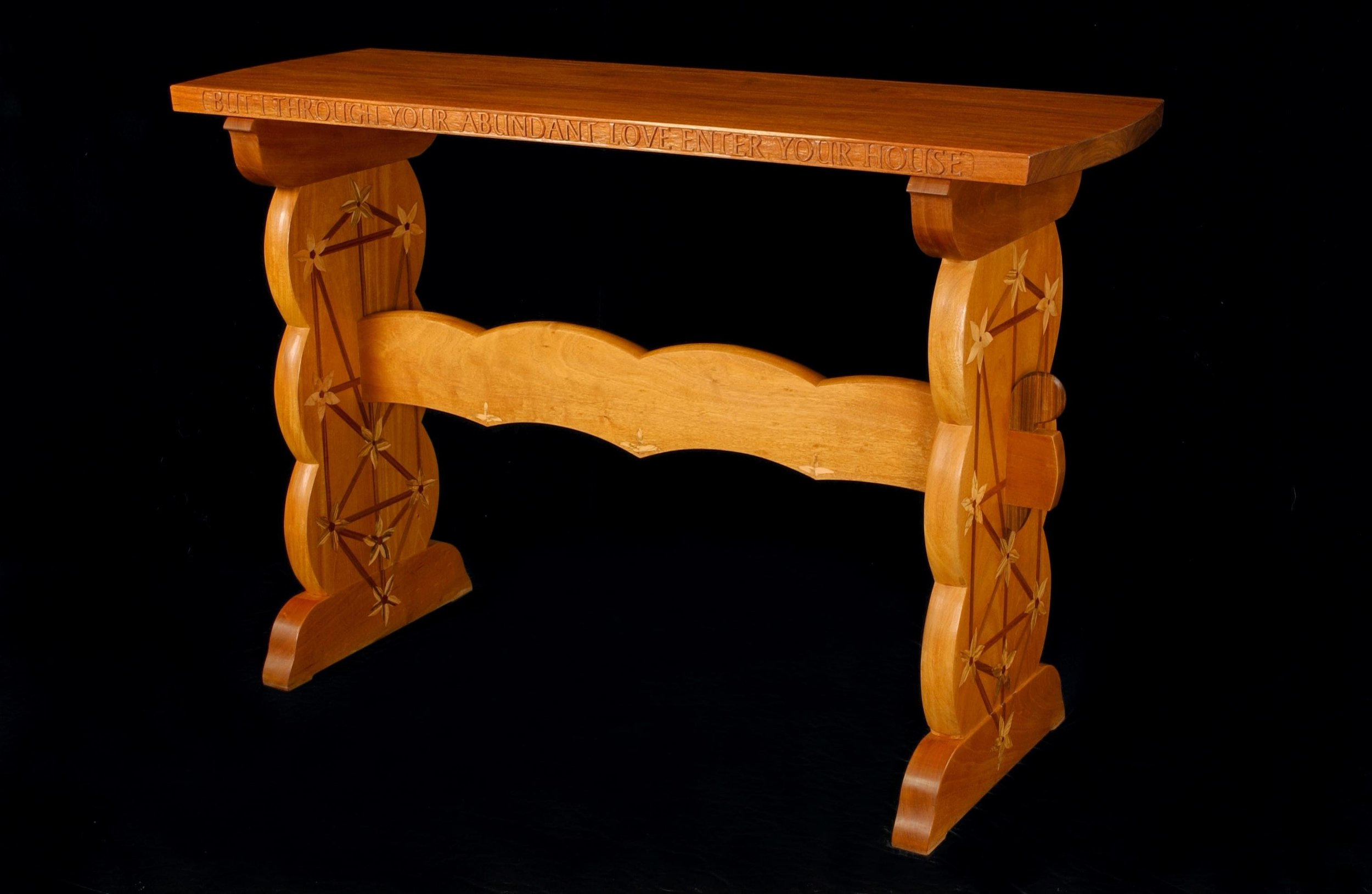 Kabbalah Entry Table