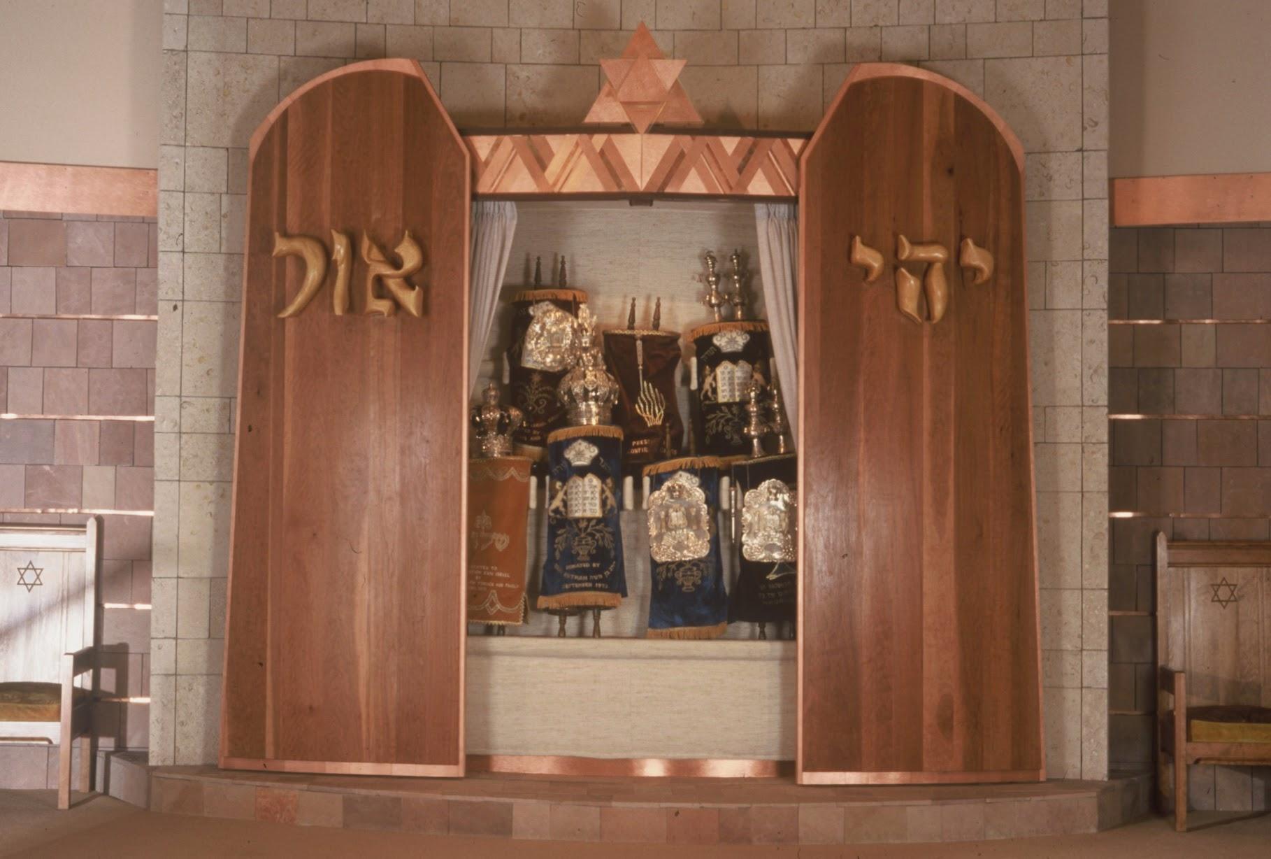 Cherry Torah Ark