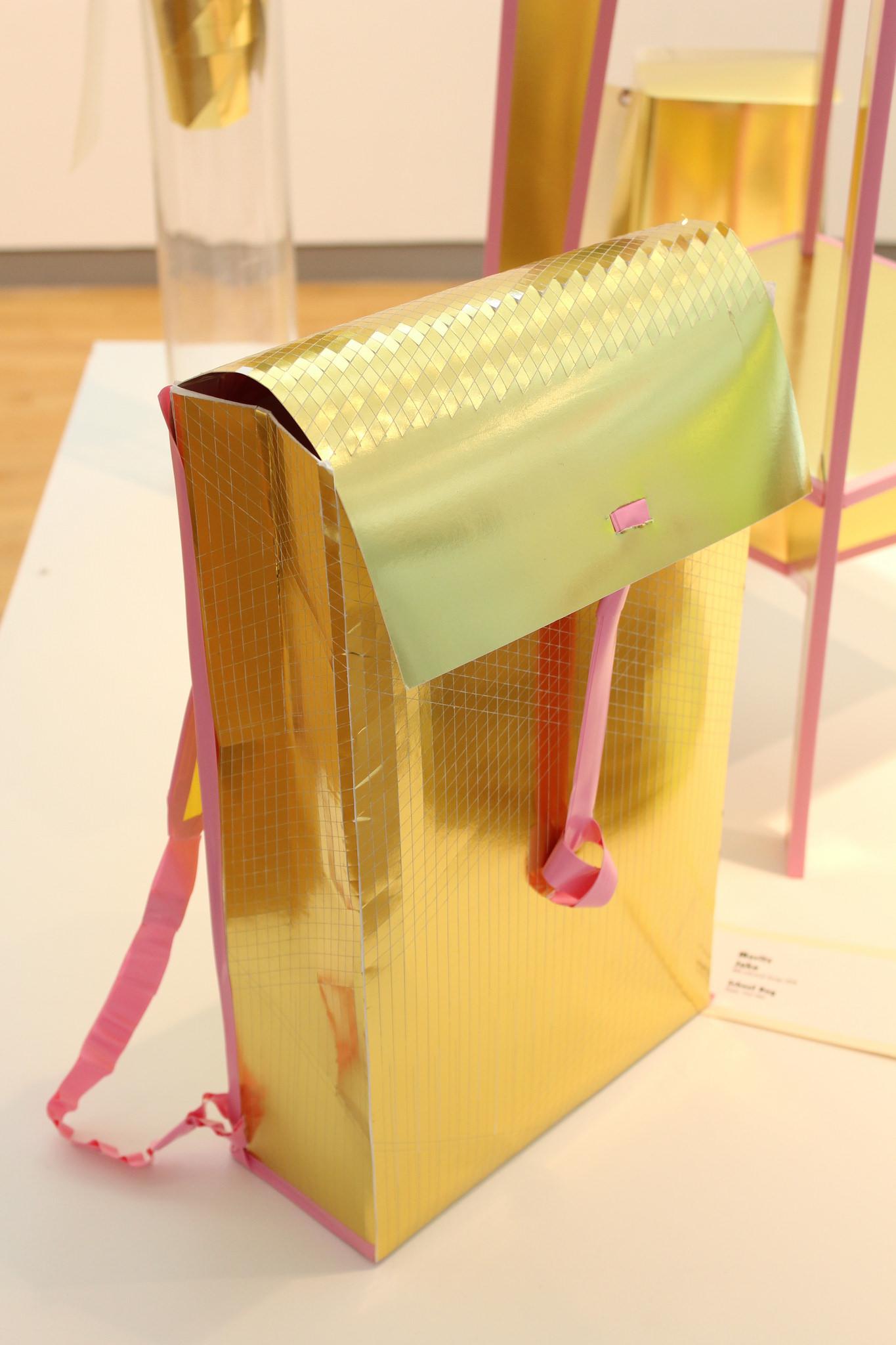 Backpack - Jake Moritz