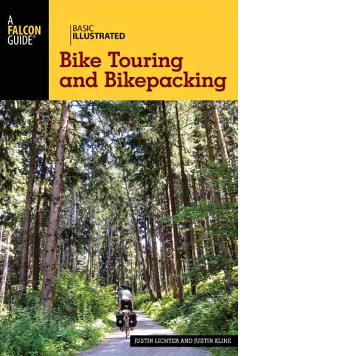 Basic Illustrated Bike Touring and Bikepacking  October 1, 2015  Richly illustrated and information-packed tools for the novice or handy reference for the veteran, BASIC ILLUSTRATED books distill years of knowledge into affordable and visual guides. Whether you're planning a trip or thumbing for facts in the field, the BASIC ILLUSTRATED series shows you what you need to know.   $10.29 Kindle    |    $11.27 Paperback