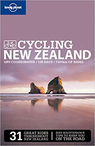 Lonely Planet Cycling New Zealand (Travel Guide)     With some of the world's most varied and dramatic landscapes, New Zealand is a cyclist's dream. From the lush semitropical bush and geothermal wonders of the North Island, to the glaciers and icy-blue rivers of the South, we've chosen rides for every interest and ability level.