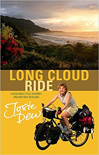 Long Cloud Ride    After two months on board a Russian container ship sailing 15,000 miles across the world, Josie finally arrives in New Zealand with her bike. Over the next nine months she cycles 10,000 kilometres all over North and South Islands