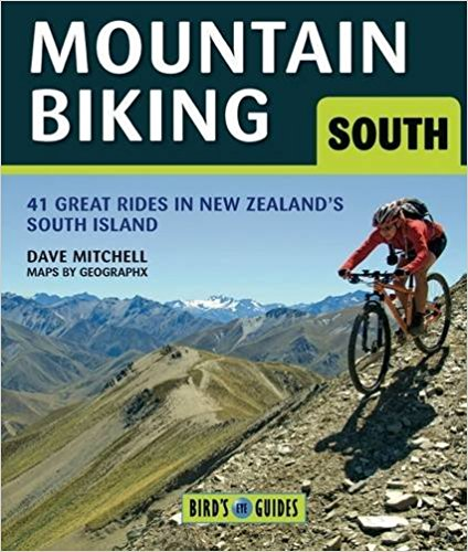 Mountain Biking in the South Island: 38 Great New Zealand Rides (Bird's Eye Guides)     New Zealand is mountain biking heaven, with fantastic opportunities on the doorstep of most urban areas, as well as superb wilderness riding to be had in the backcountry. It is no surprise therefore, that mountain biking has become enormously popular in recent decades, and the people who regularly ride in New Zealand number in the hundreds of thousands.