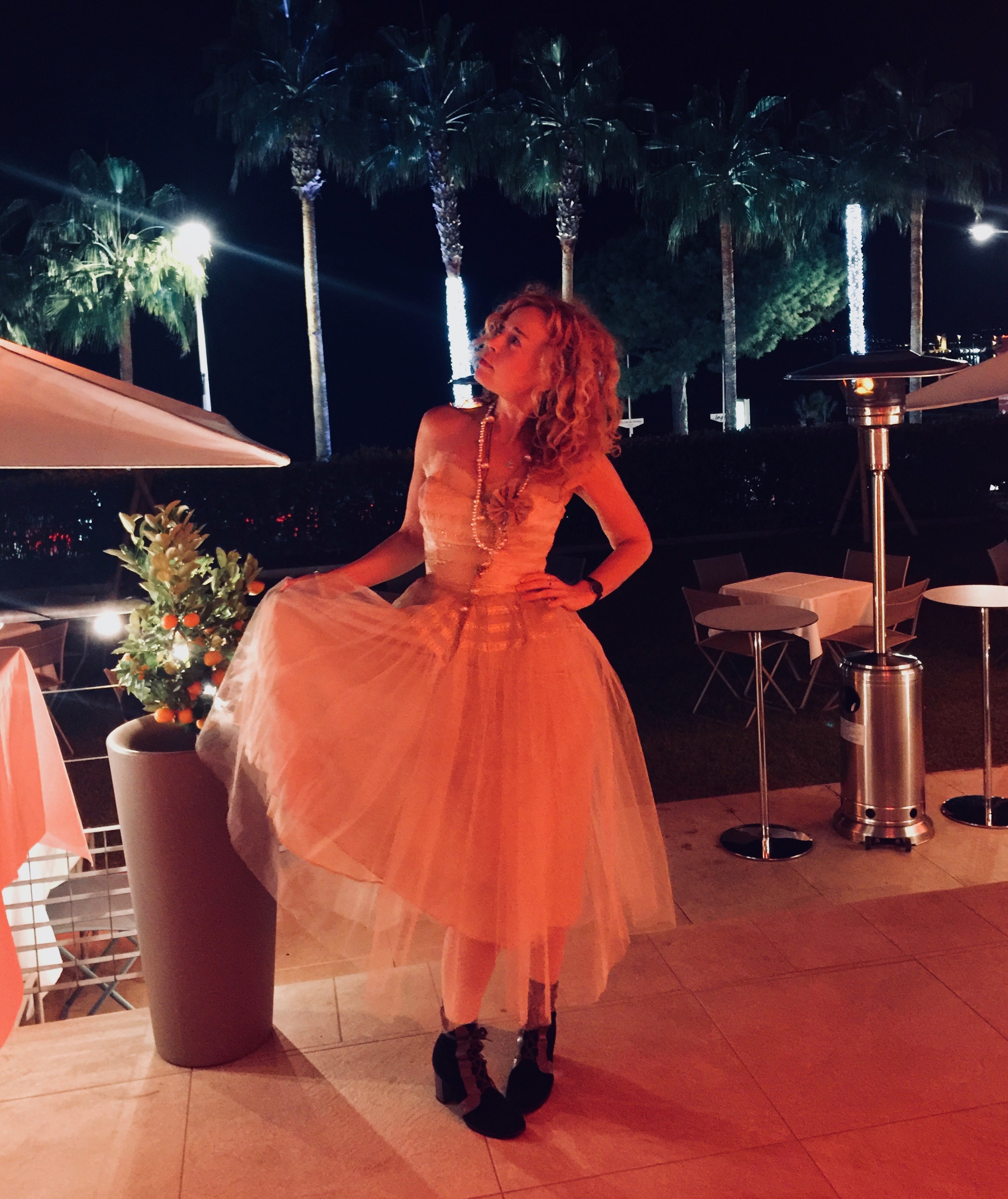 """- Client Rewiew:""""-Six Senses FABULOUS DJ!We Looove your dress! Hope to work together soon again, somewhere fun with sun!""""Marie Giuge-PerryVice President Sales & MarketingSix Senses Hotels Resorts & Spas"""