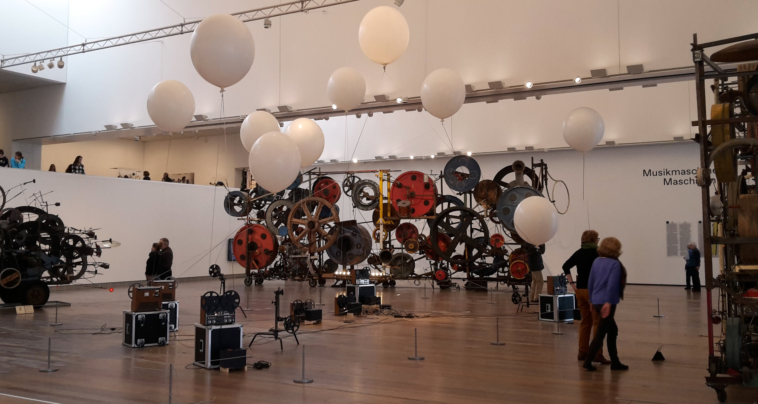 © Museum Tinguely Basel
