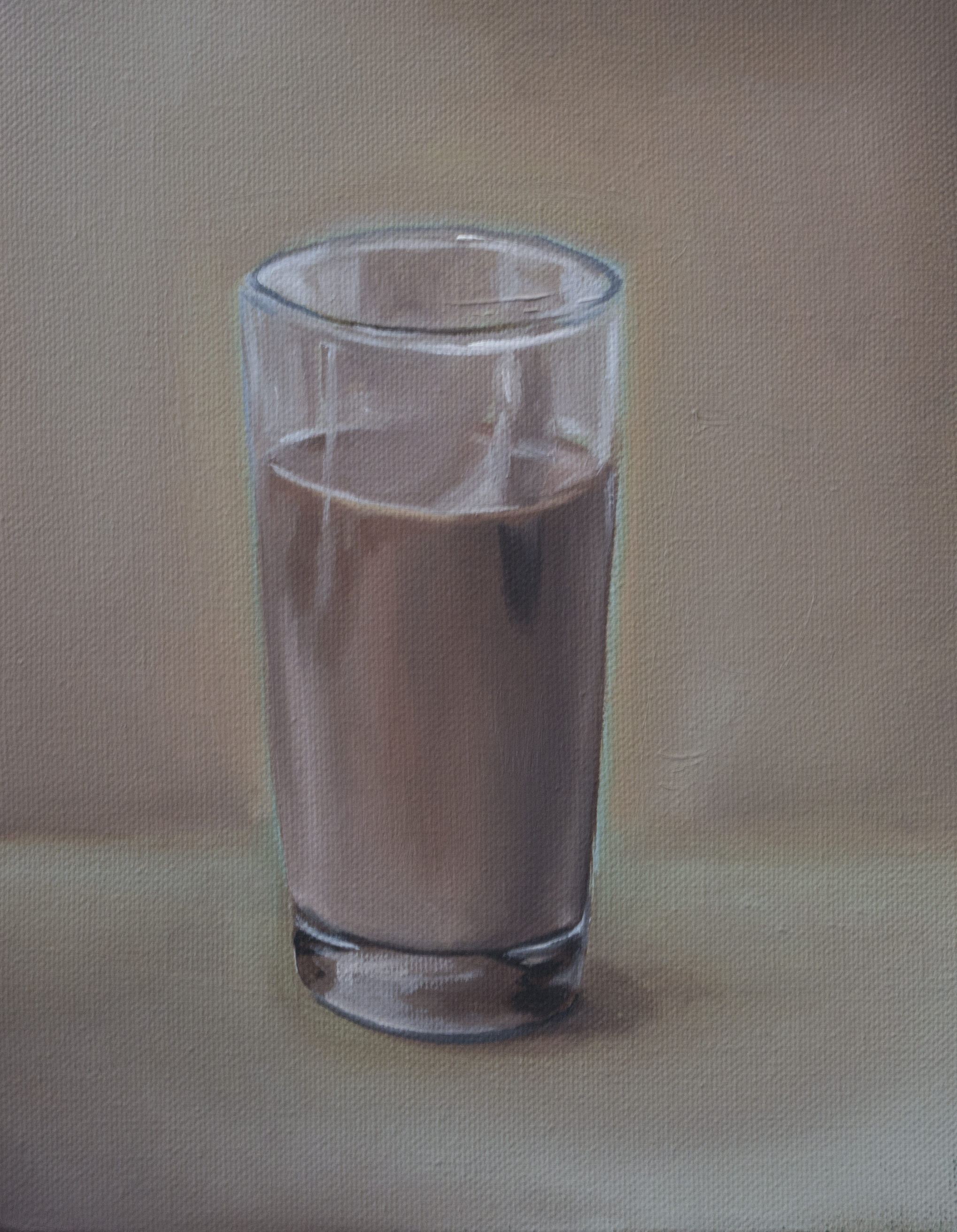 Untitled © (study of milk glass)