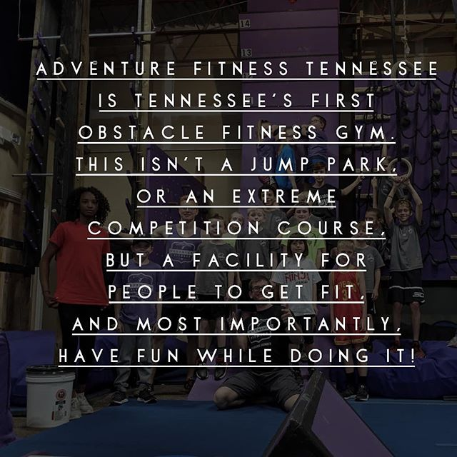 We want to reintroduce ourselves! We are Adventure Fitness. Founded by two Finalists from the Tv show American Ninja Warrior, we want to make Obstacle Course Fitness Accessible to all!  Let's work together to Be Fit. Adventure Fit.