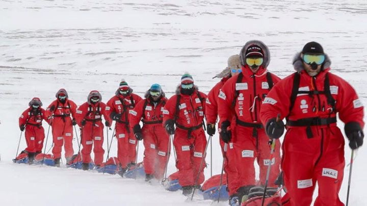 north pole expedition