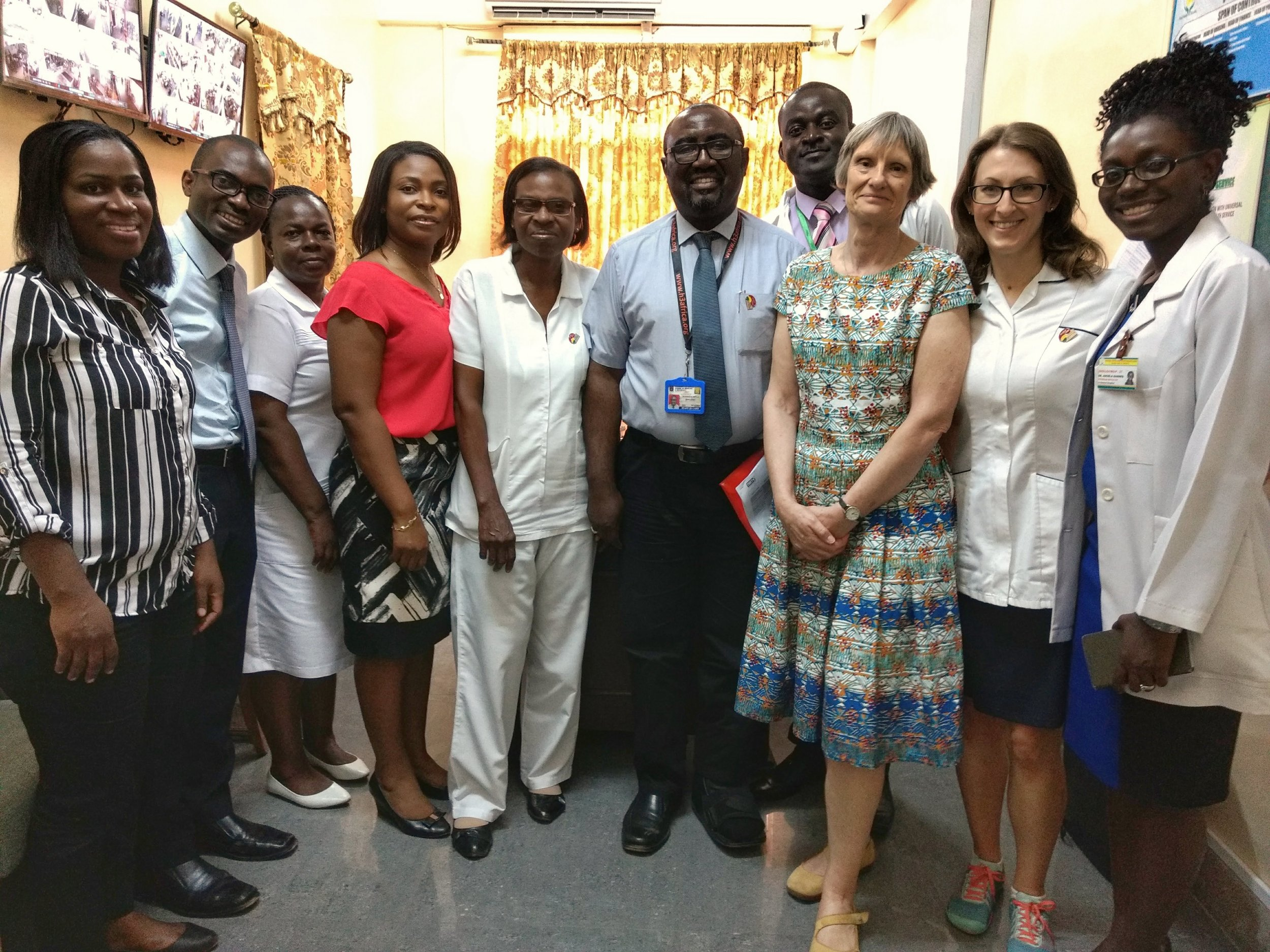 Blog / News — Wessex Ghana Stroke Partnership