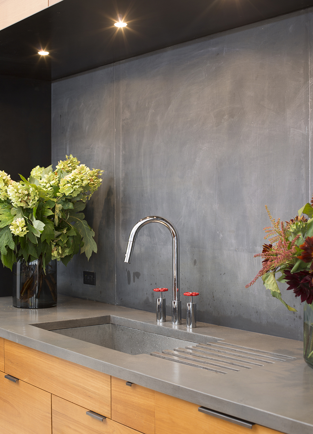 Get Real Surfaces concrete countertops