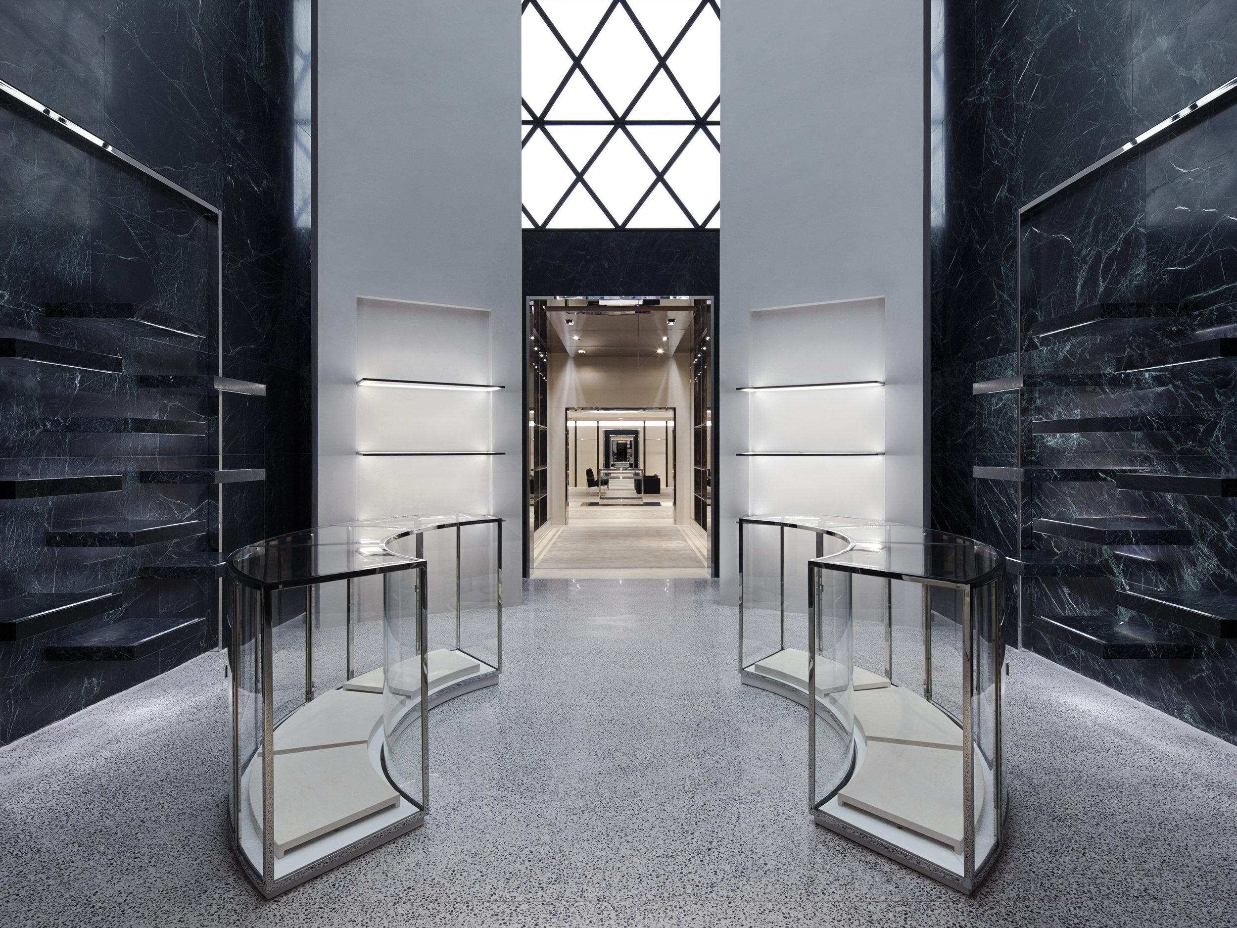 Balenciaga SoHo  New York, NY