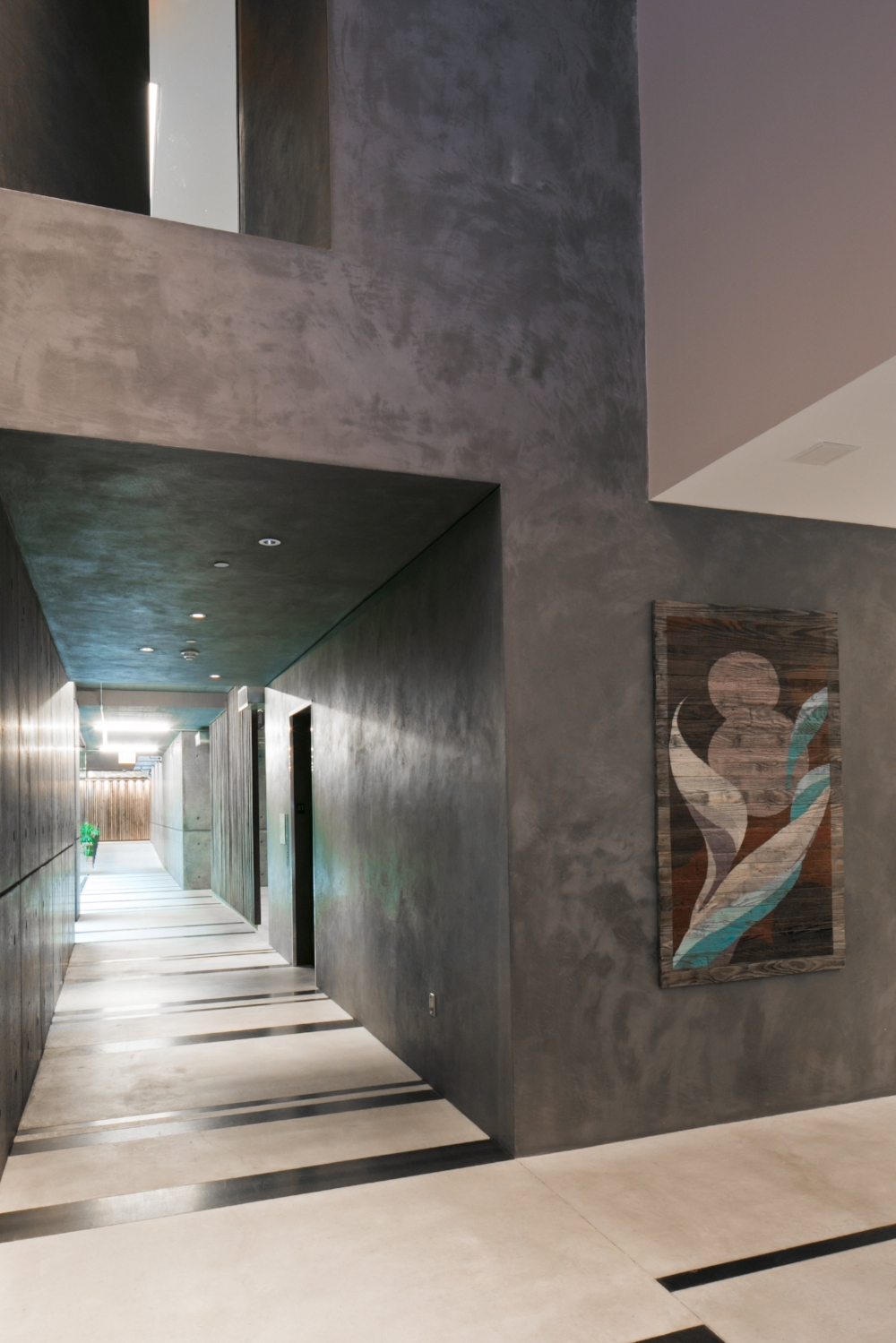 Get Real Surfaces concrete flooring and walls