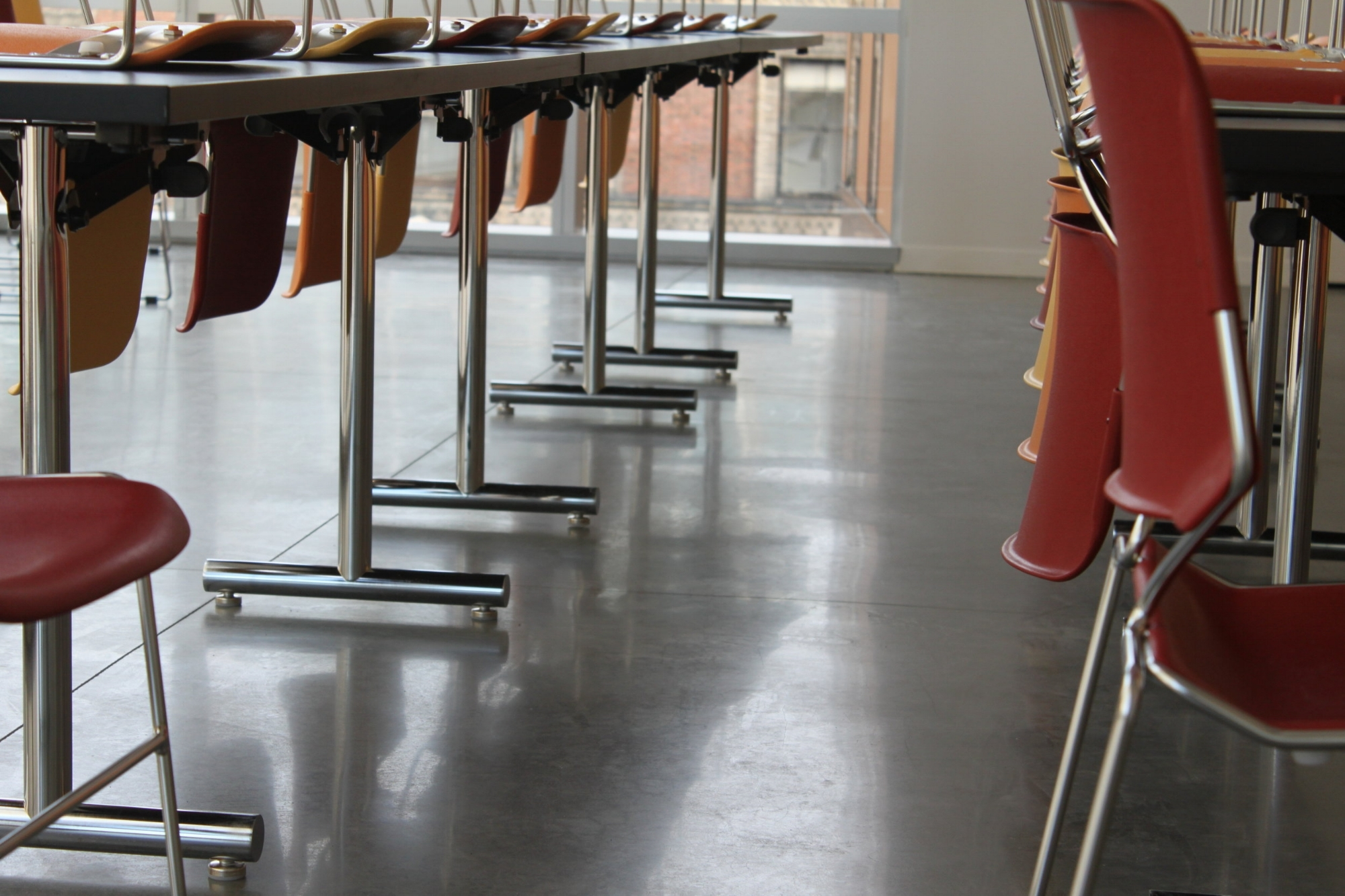 Get Real Surfaces polished concrete flooring