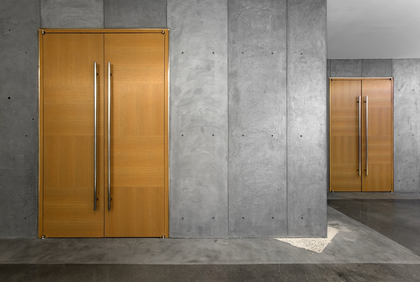 Get Real Surfaces concrete walls