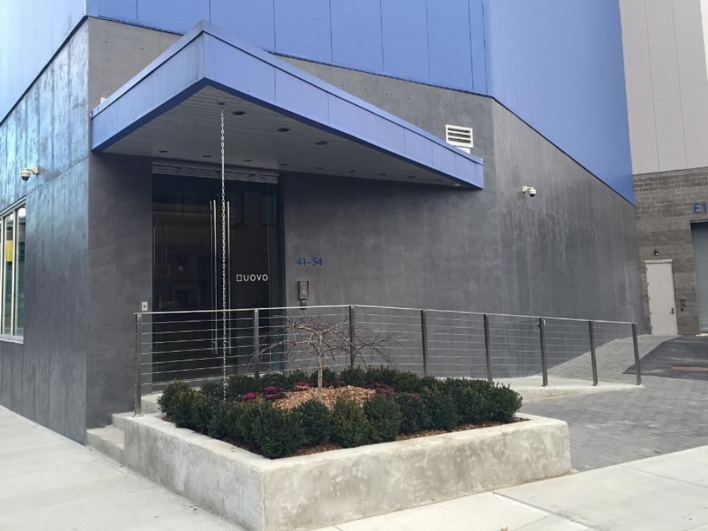 Get Real Surfaces concrete walls exterior