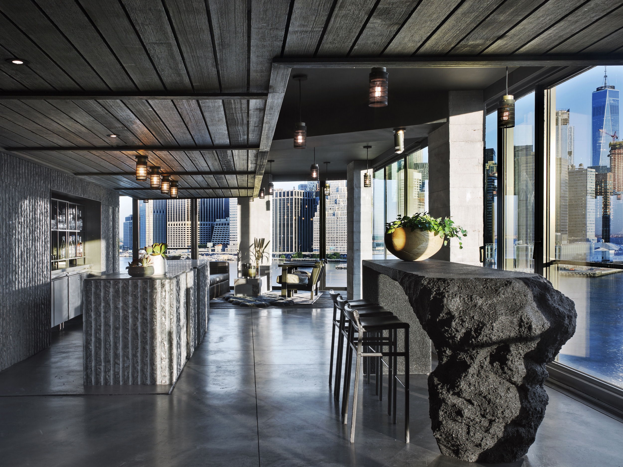 Get Real Surfaces concrete flooring