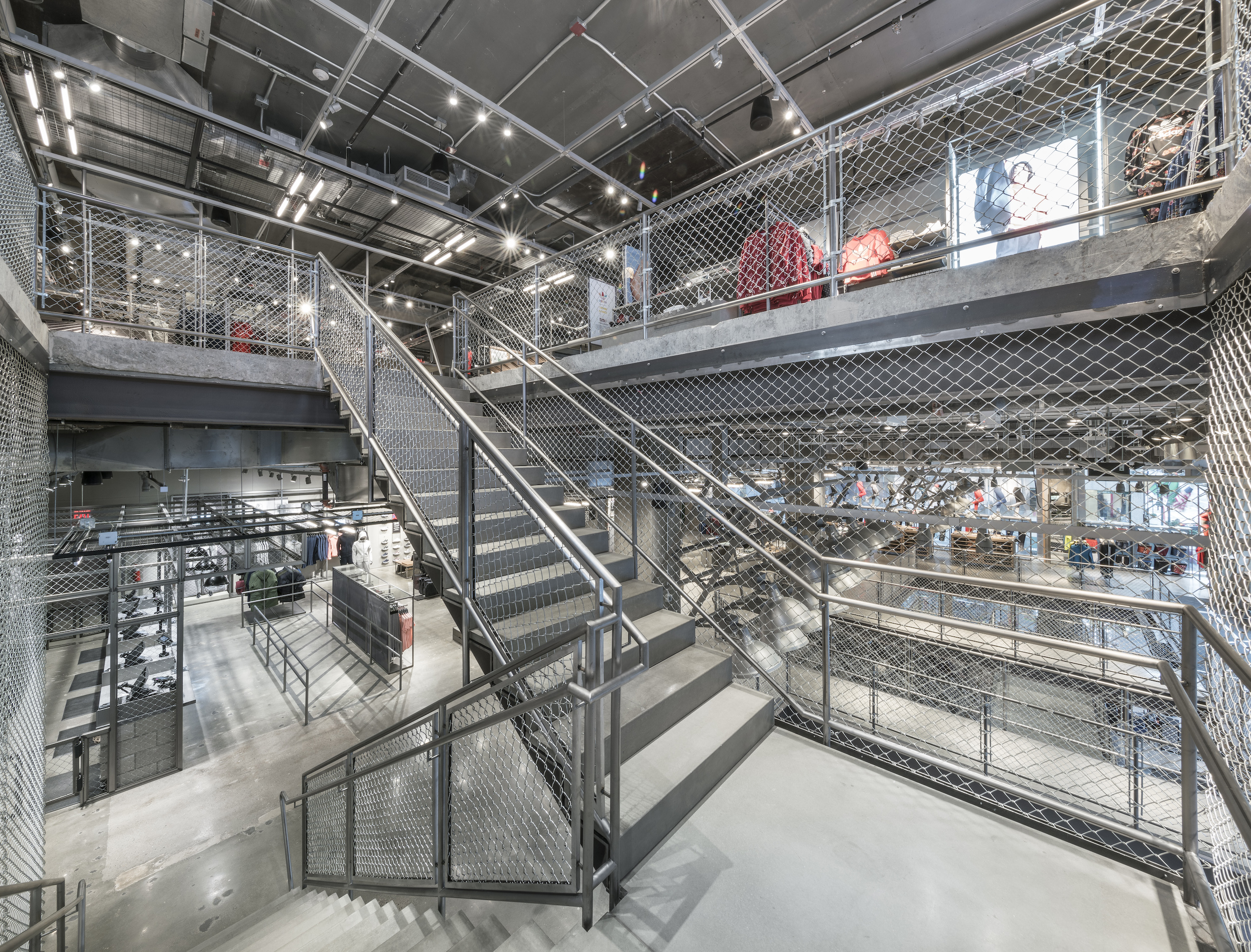 5th Avenue Adidas Flagship