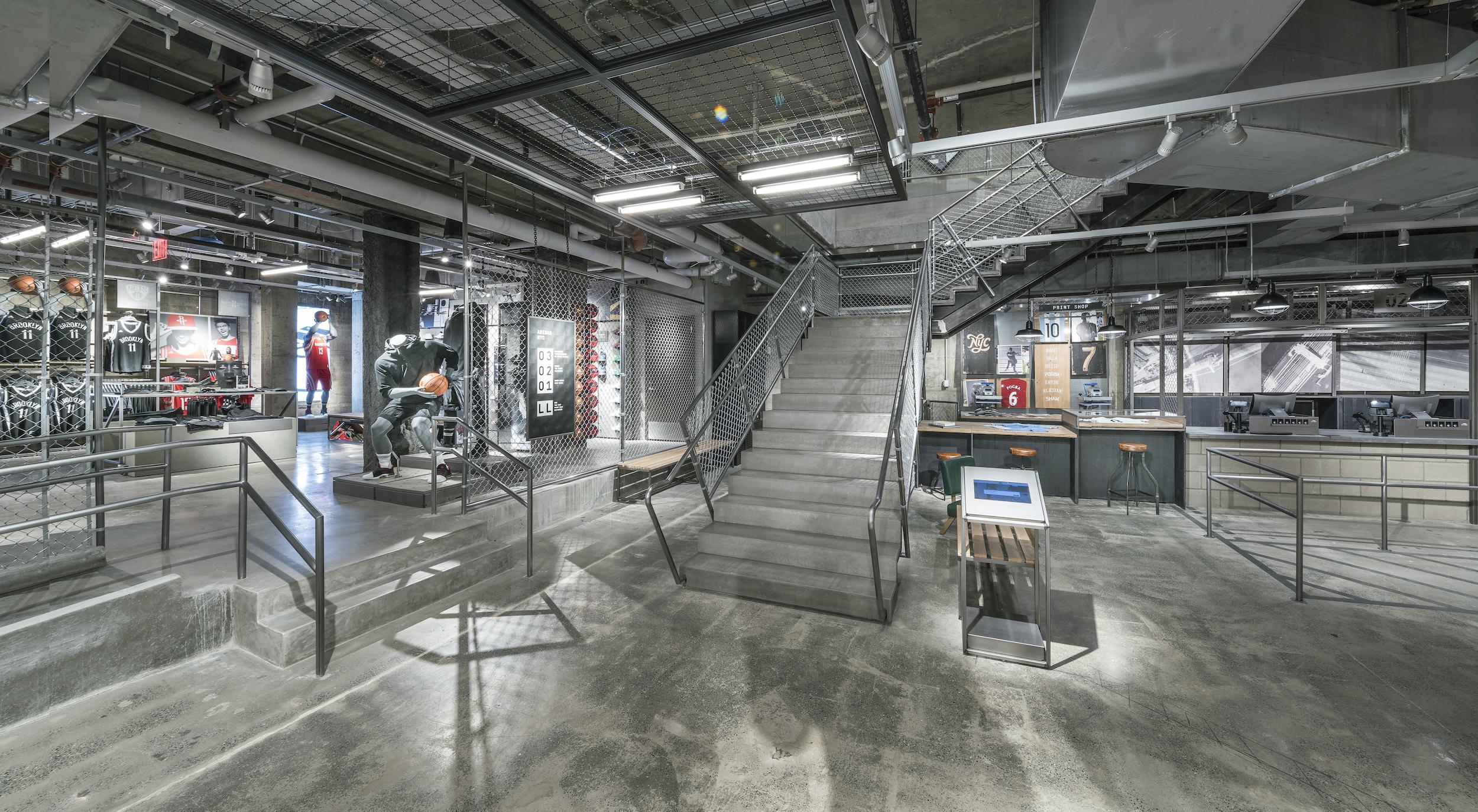 Adidas Flagship  New York, NY