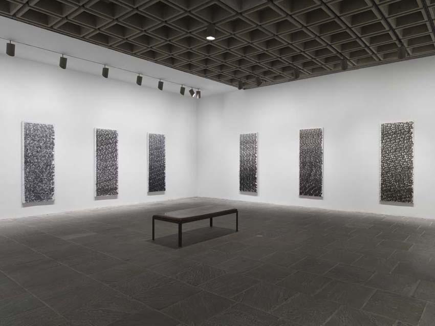 Glenn Ligon: AMERICA, Whitney Museum of American Art, NY