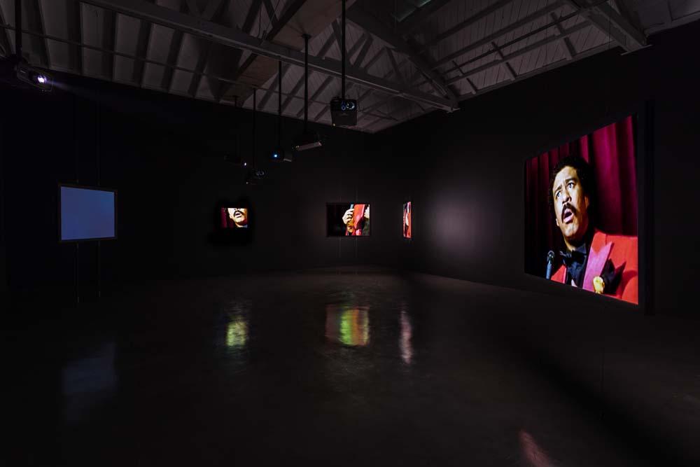 Glenn Ligon Live, Regen Projects, CA