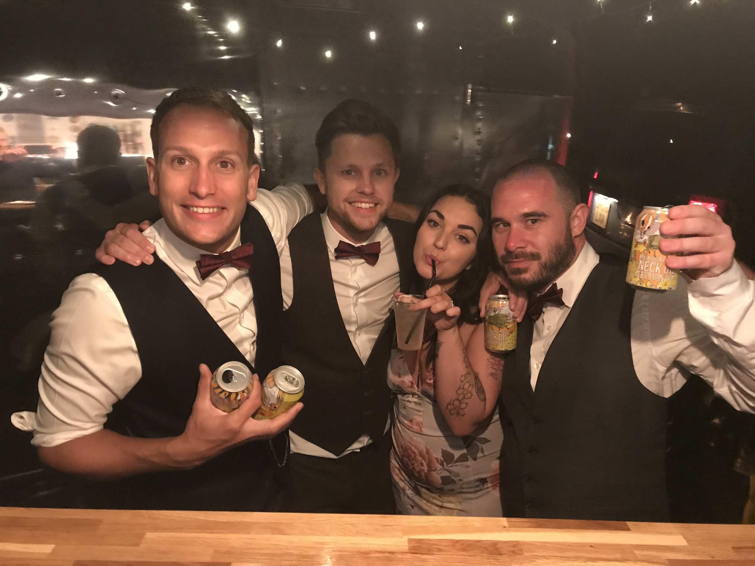 Festival Wedding Bar