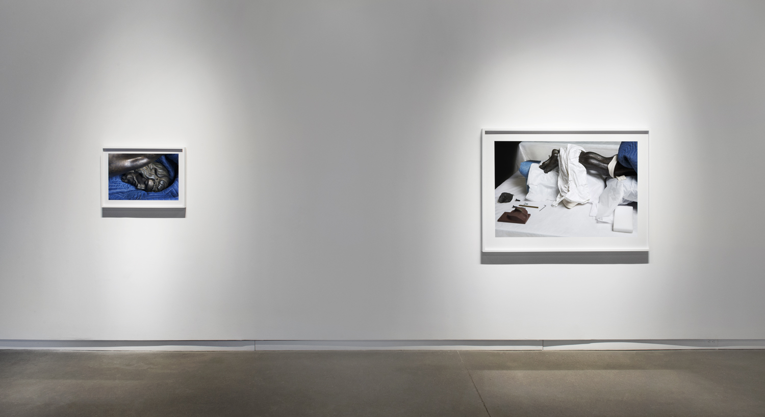 Installation view of  Histories of Art  at Daniel Faria Gallery, Toronto, Canada