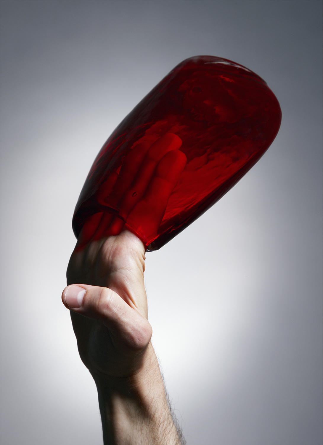 "Handle  (2009), chromogenic print; 55"" x 40"""