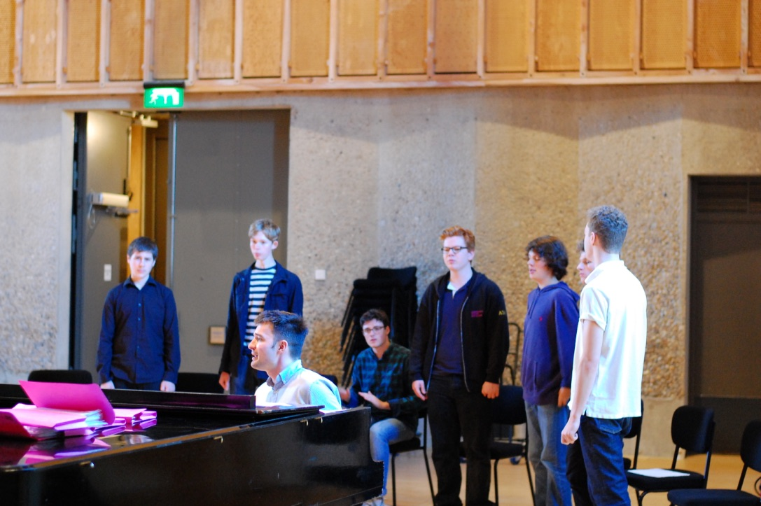 Working with VocalLab at Aldeburgh Young Musicians