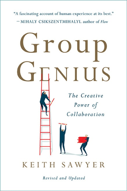 Group Genius by Keith Sawyer