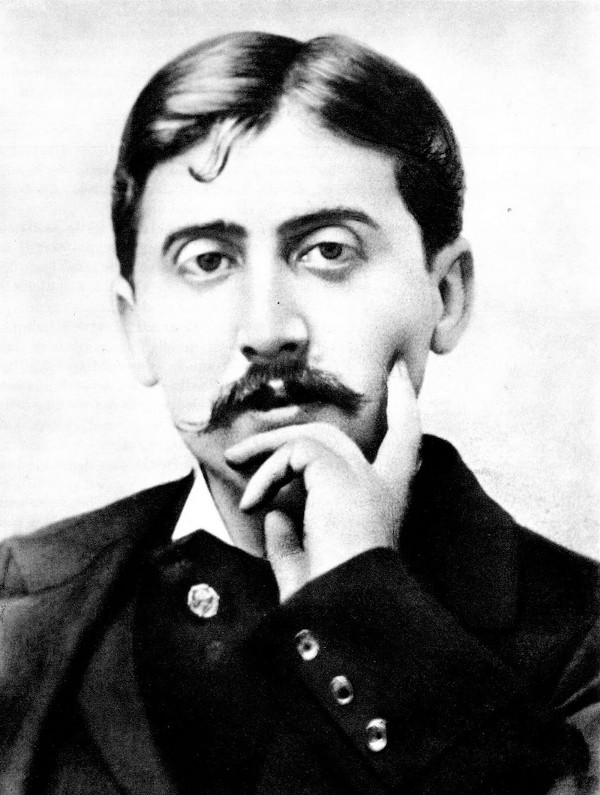 Marcel Proust, recluse extraordinaire. Photography via Wikimedia Commons.