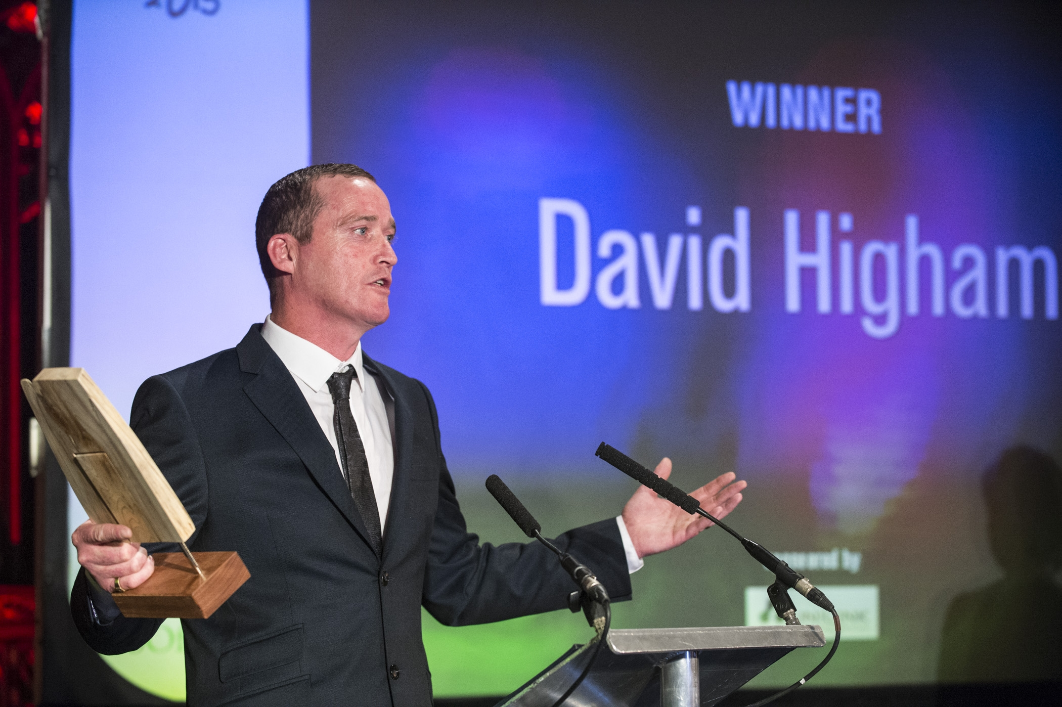 David Higham Chief Executive of The Well