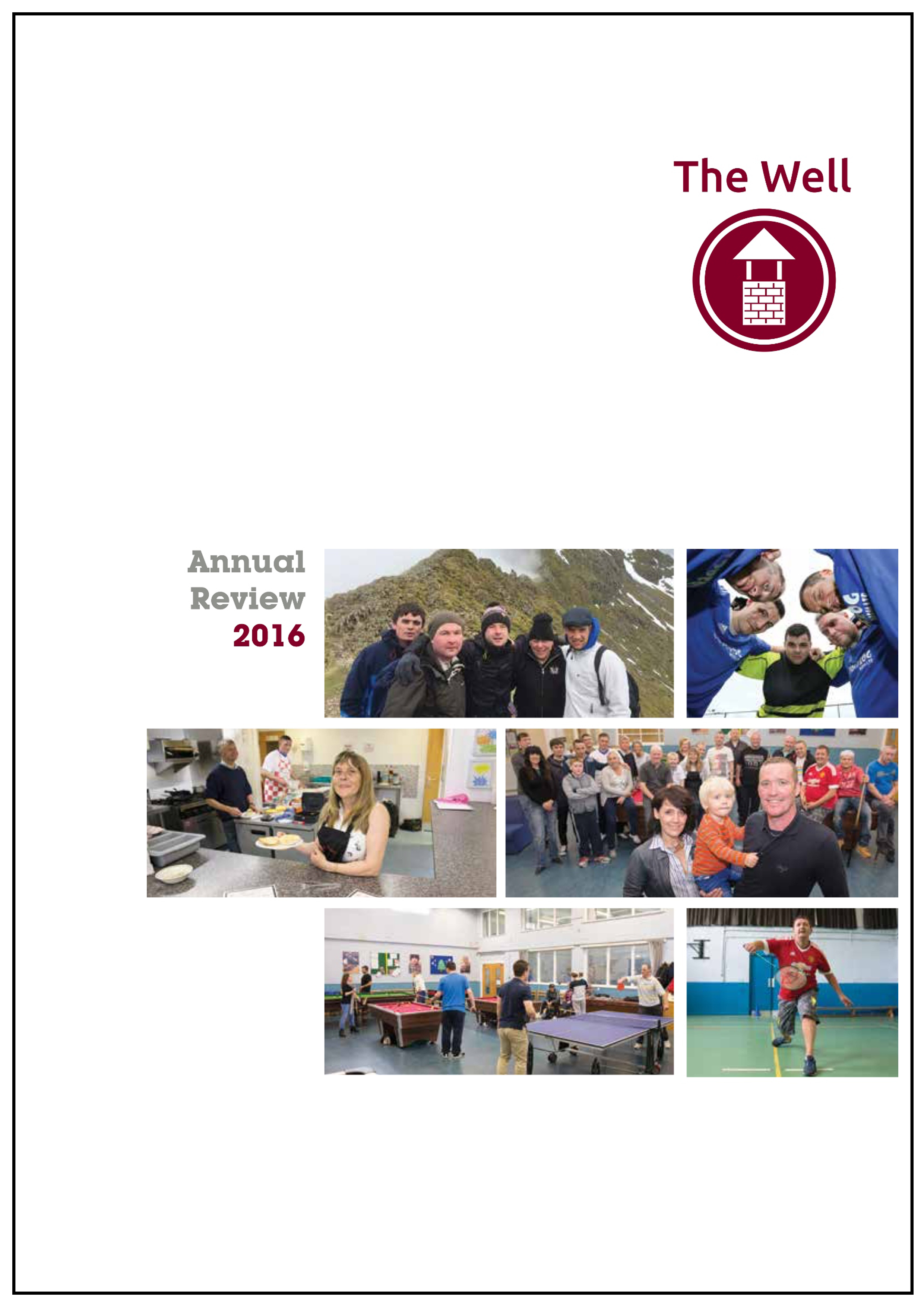 The Well Annual Review