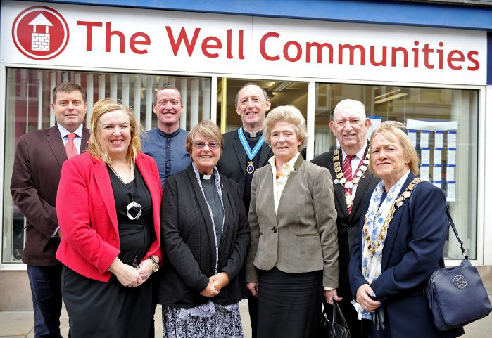 The Well works in partnership with the Police and Crime Commissioner.