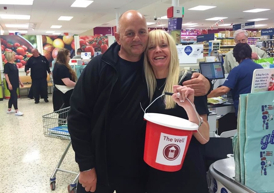 Help us raise money for disadvantaged people