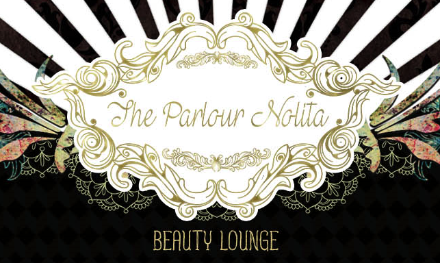 Salon Services Sign for Beauty Lounge