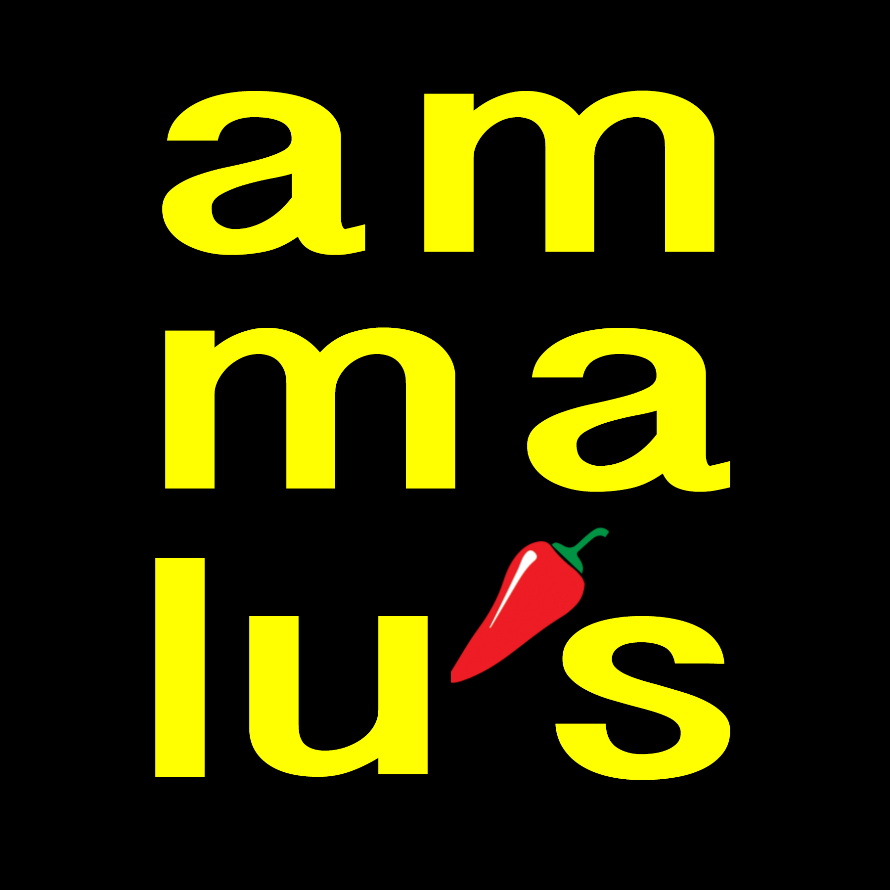 New FB icon for Ammalu's Cuisine