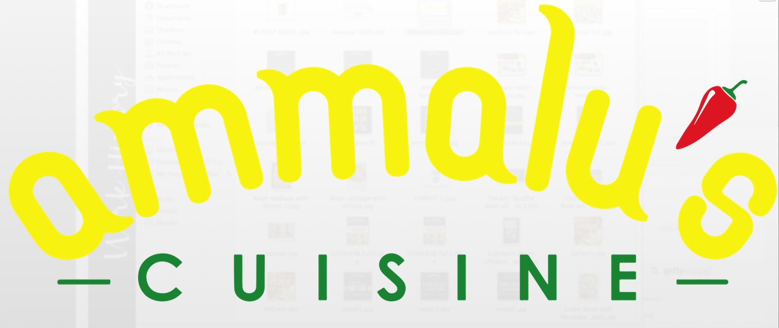 Ammalu's Cuisine [Local]