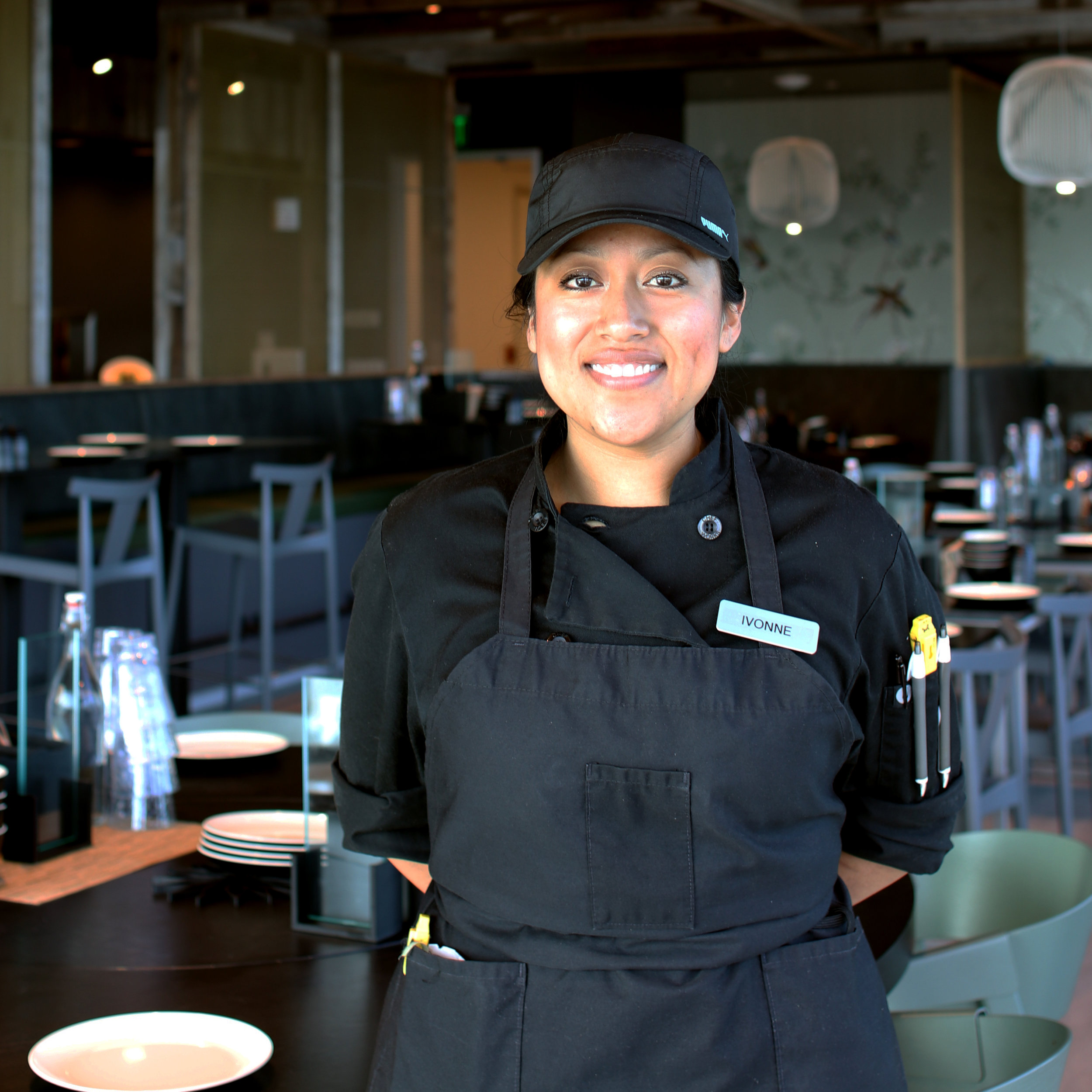 "How Ivonne launched her career at Food+ - For many, our Student Program doesn't just provide real-world experience: It opens the door to lasting careers.For example, after completing a culinary internship, Ivonne joined the Food+ team as a line cook in the Bay Area and was soon promoted: first to lead line cook, and then to sous chef. In her time with Food+, she's explored diverse cuisines, helped open new cafe spaces and learned from skilled chefs.Ivonne is excited to continue her Food+ career journey and experience further growth. ""I can't wait for a new experience to grow not only as a chef, but as a person,"" she says.Explore opportunities with our Student Program. →"