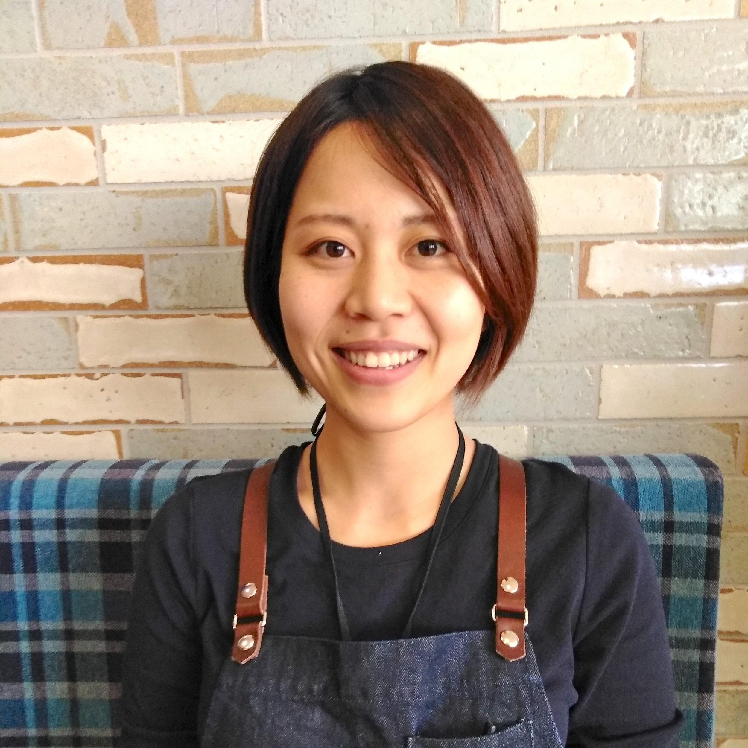 I look up to Kazuko Shimazaki, owner of Sunday Bake Shop in Tokyo. Her love and passion for food and creativity inspires me as a pastry chef. It's my dream to own a bakery shop like her. - Yukari, Barista & Pastry ChefTokyo, Japan