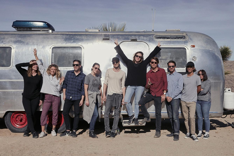 Location: Joshua Tree, California. Crew: The best crew ever!